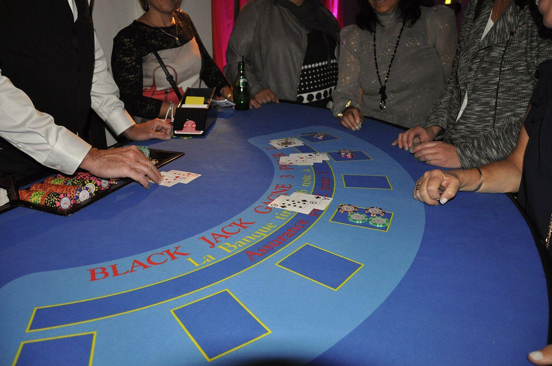 Séminaire Casino Black Jack