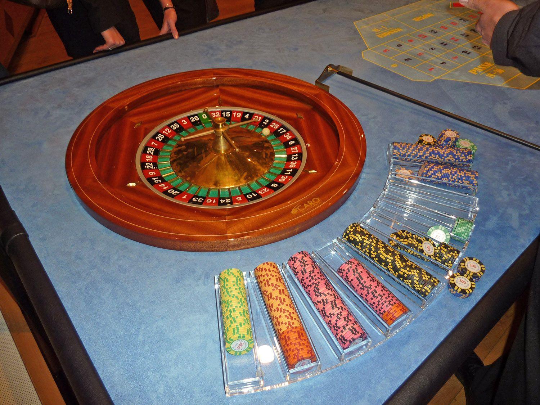 Séminaire Casino roulette